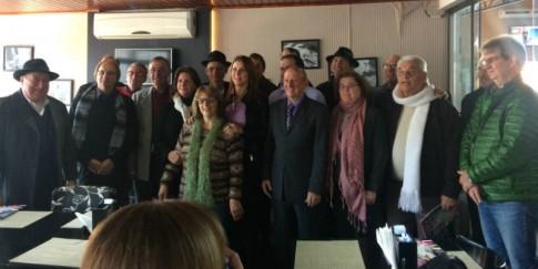 Associados da FEIBEMO e do Círculo Italiano de Lages