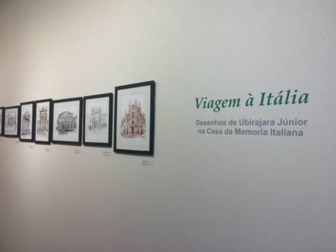 1a Exposição da Casa da Memória Italiana em Ribeirão Preto